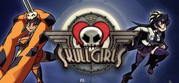 Skullgirls Banner
