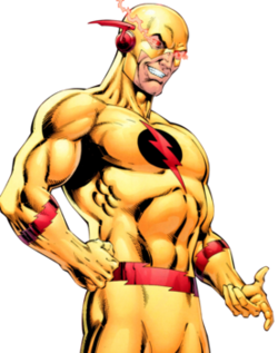 Reverse-Flash, the Fastest Maniac Alive