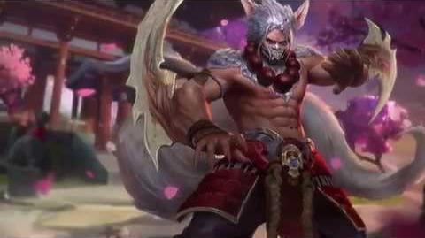 Shiro Kage Taka Tier III Reveal