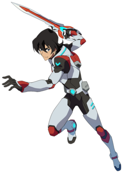 Keith, the Paladin of the Red Lion