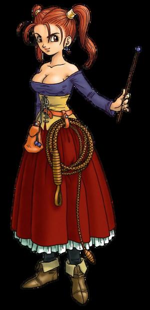 Dragon Quest - Jessica Albert
