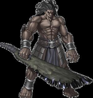 Berserker Heracles, the Raging Destroyer