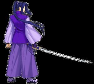 Assassin Sasaki Kojirou, the Nameless Assassin