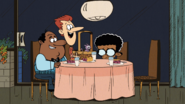 The Loud House Howard and Harold with Clyde McBride