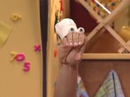 Oobi Kako Noggin Nick Jr Hand Puppet TV Show Character 10