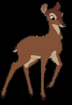 Bambi base 5 by raindroplily-d7rbksx