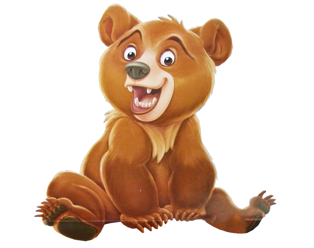 Картинки медведей из мультика