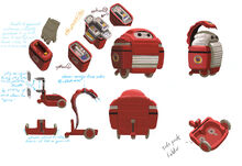Baymax pack concept