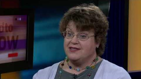 NEED TO KNOW A chat with Charlaine Harris, author behind