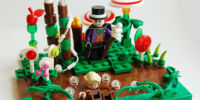 Lego Charlie and the Chocolate Factory