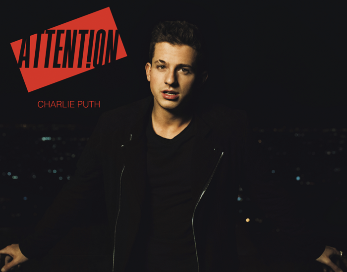Charlie Puth Attention Promo