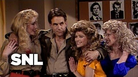 Cold Opening The New Charlie's Angels - Saturday Night Live