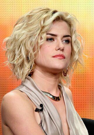 Rachael Taylor (Short Hair Model)