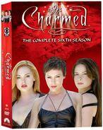 Charmed DVD Season 6