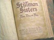 Stillman-sisters