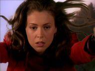 Phoebe In Flight