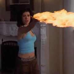 Pyrokineza Phoebe
