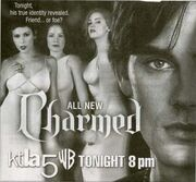 Charmed Promo season 6 ep. 10 - Chris-Crossed