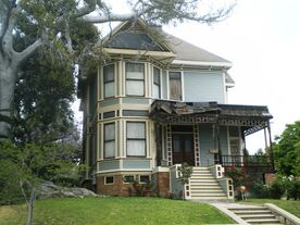 House at 1345 Carroll Ave., Los Angeles