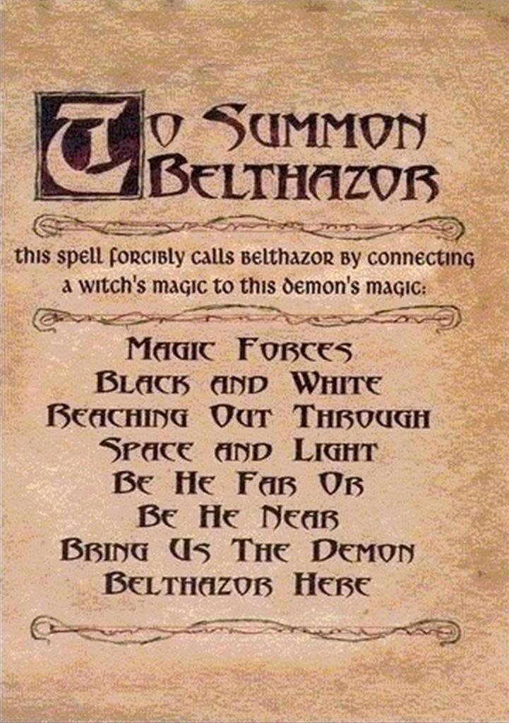 latin incantations and spells pdf