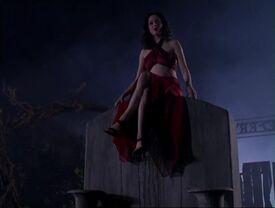 Vampire paige