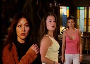 Prue Piper and Phoebe in Orbing Minds