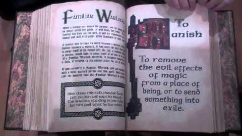 Charmed Book of Shadows pages by Brent (Pt. 2)