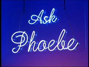 Ask Phoebe TV-series