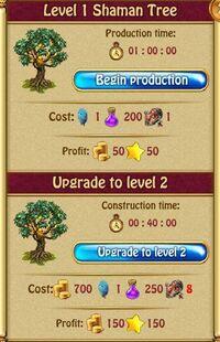 Shaman treeP1
