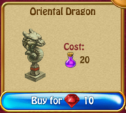 Oriental dragon rN150