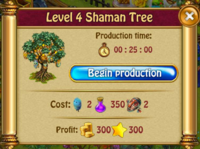 Shaman treeP4