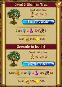 Shaman treeP3