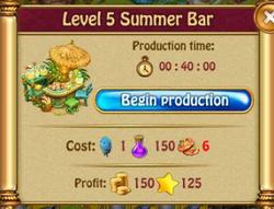 Summer bar P5