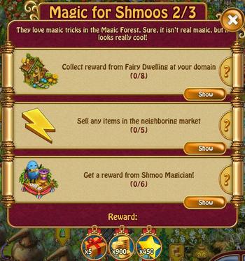 Magic for shmoos 2 of 3