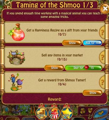 Taming of the shmoo 1 of 3