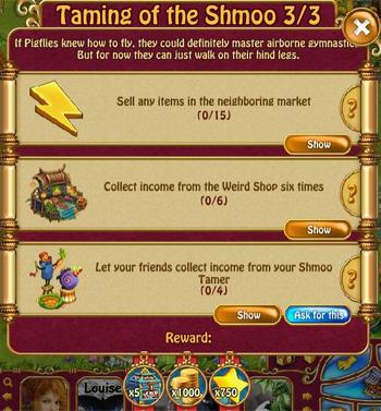 Taming of the shmoo 3 of 3