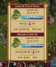 Tree of Pleace 29 auf 30 - 1 - Complete