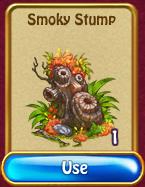 Smoky stump inventory