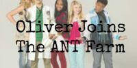 Oliver Joins The ANT Farm
