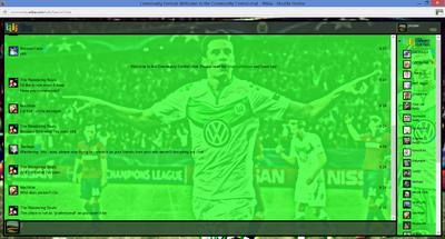 PrntScr Julian Draxler Chat Skin Full Screen