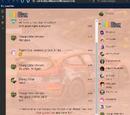 WRC Chat Skin