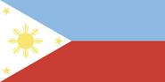 1970s Filipino Flag