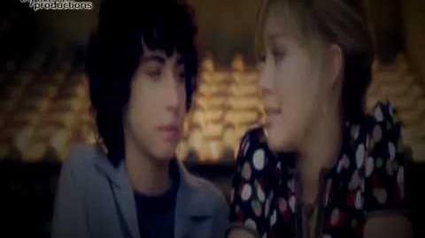 Lizzie&Gordo - Inevitable (last first kiss)