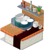 Appliance-Sushi Bar