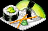 File:Dish-Avocado Sushi.png