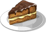 Dish-Boston Cream Pie