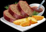 Dish-Mom's Meatloaf