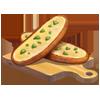 Ingredient-Garlic Toast
