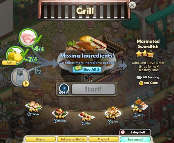 Recipe-Marinated Swordfish