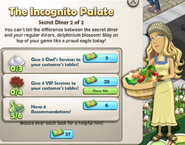 The Incognito Palate